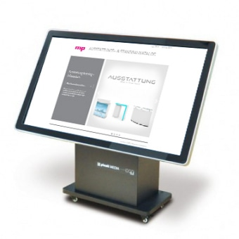 Touch Display Pro II 55 Inches 140 Cm Table Version