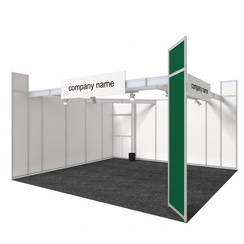 Exhibition Stand Design Price : Mystand konfigurator exhibition stand oslo from m² rips