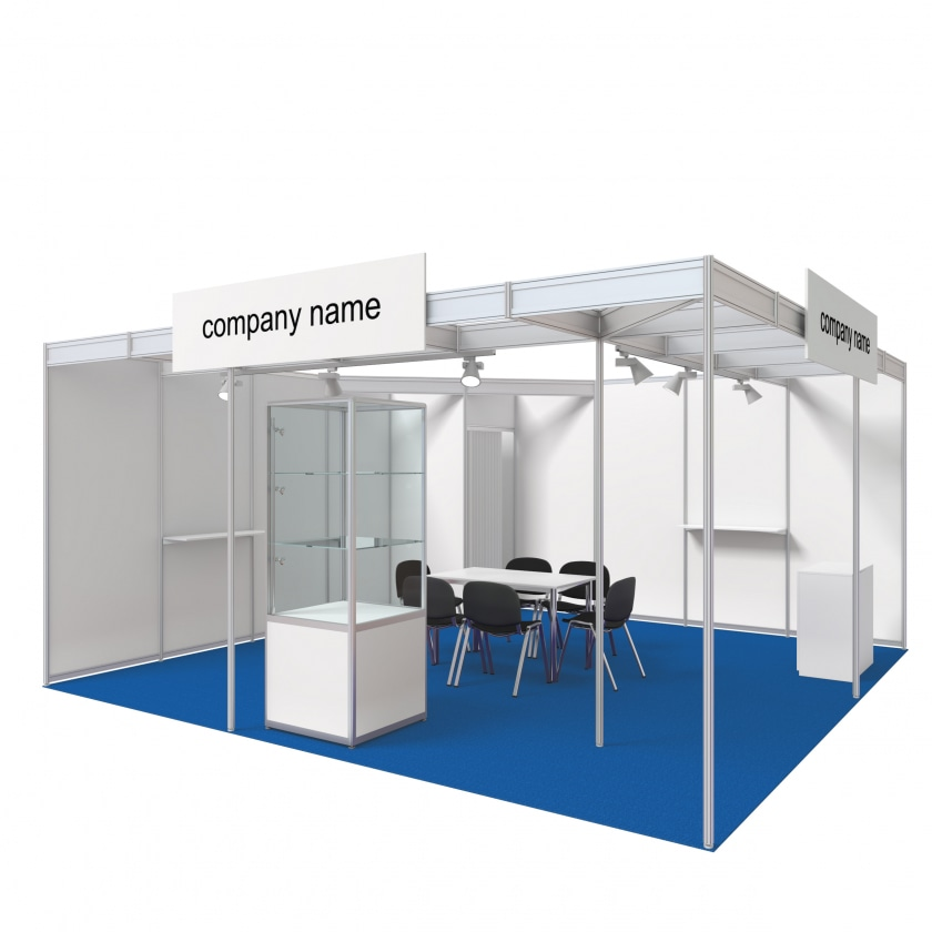 Exhibition Stand White : Mystand konfigurator exhibition stand basel from m² rips